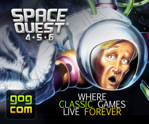 Buy Space Quest 4+5+6 from GOG.com