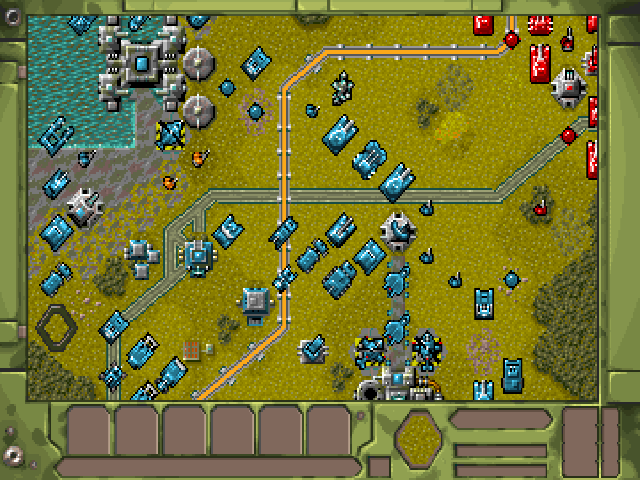 What other turn-based strategy games do you remember? - The