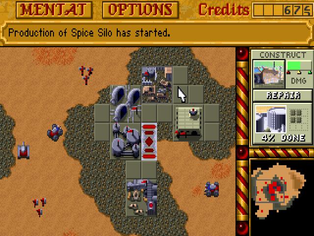 Dune ii: the building of a dynasty download | bestoldgames. Net.