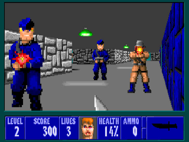 Download wolfenstein 3d dos games archive for Wolfenstein 3d