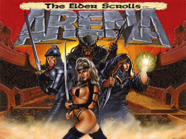 Download The Elder Scrolls: Arena   DOS Games Archive