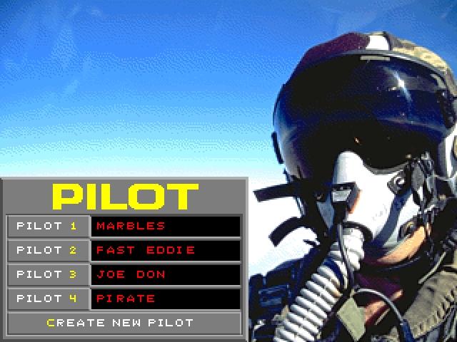 Download Black Knight: Marine Strike Fighter SE | DOS Games