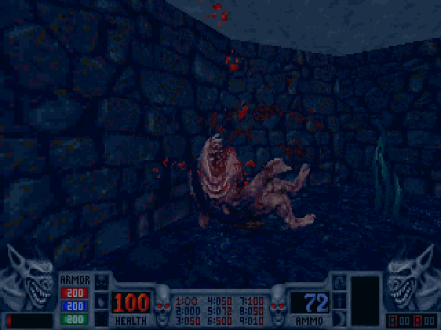 Download Blood | DOS Games Archive