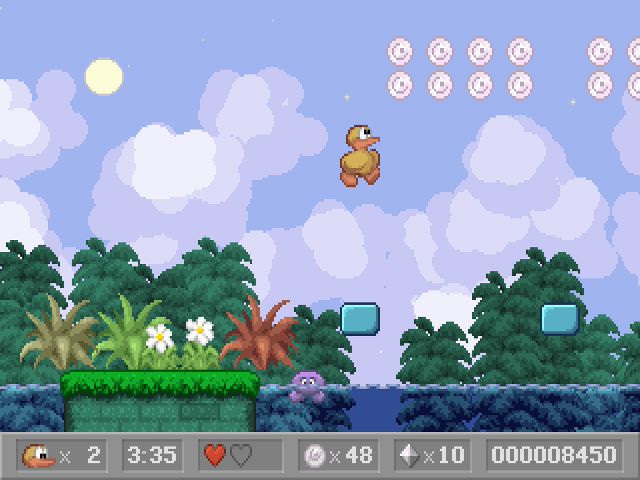 charlie the duck game