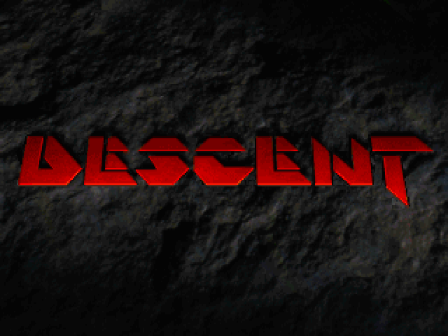 Download Descent | DOS Games Archive