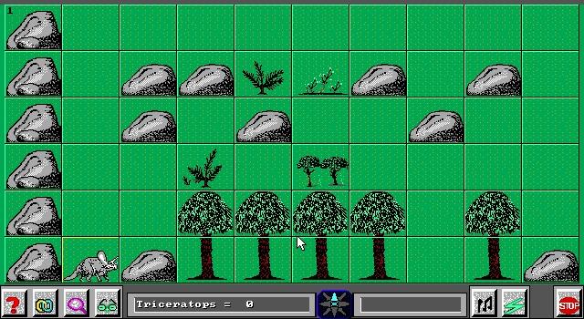 Download Dinosaur Predators | DOS Games Archive