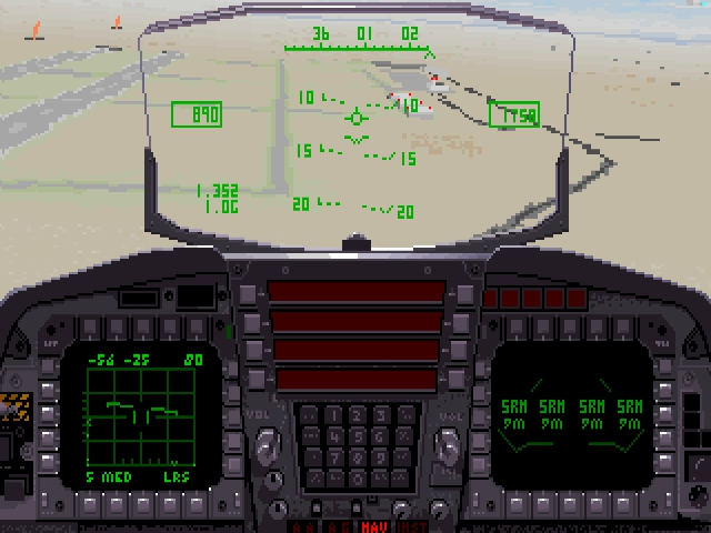 Download F-15 Strike Eagle III | DOS Games Archive