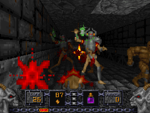 Download Heretic   DOS Games Archive   640 x 480 png 109kB