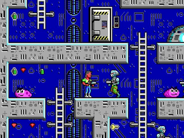 Download Bio Menace | DOS Games Archive