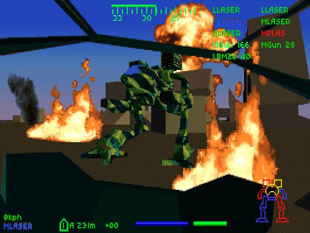 Download MechWarrior 2: 31st Century Combat   DOS Games Archive