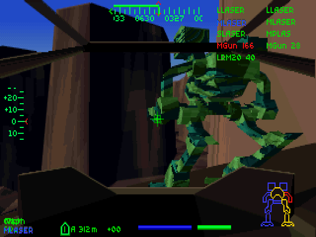 Download MechWarrior 2: 31st Century Combat | DOS Games Archive