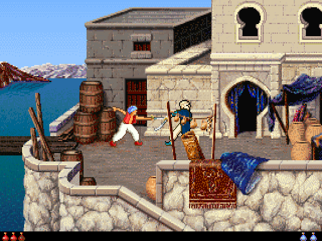 Download Prince of Persia 2: The Shadow and the Flame | DOS