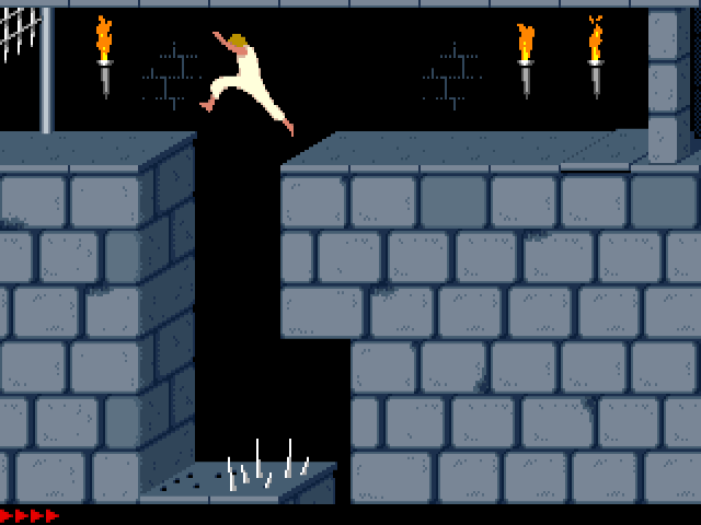 Free prince of persia 4d download.
