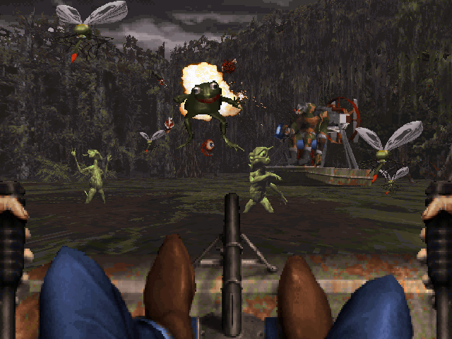Trailer Parks For Sale >> Download Redneck Rampage | DOS Games Archive