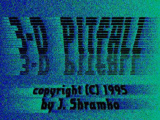 3-D Pitfall