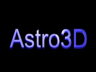 Astro3D