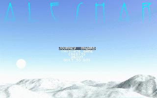 Aleshar: The World of Ice