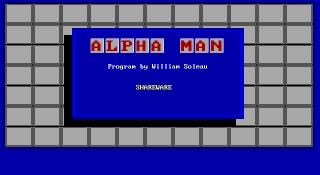 Alpha Man