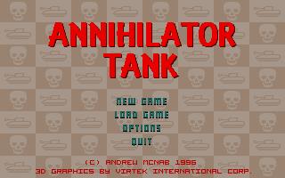 Annihilator Tank