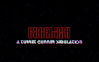 BACKLASH: A Turret Gunner Simulation