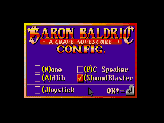 Baron Baldric