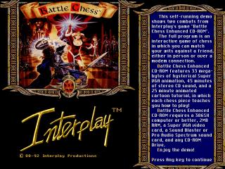 Battle Chess: Enhanced CD-ROM