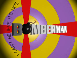 I Can't Believe It's Not Bomberman