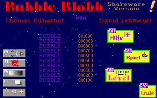 Bubble Blobb