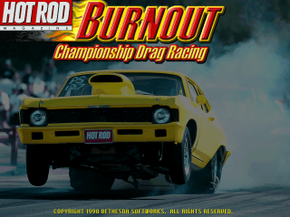 Burnout: Championship Drag Racing