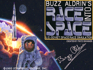 Buzz Aldrin's Race into Space