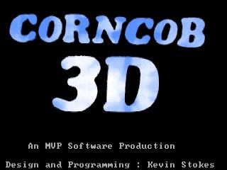 Corncob 3D