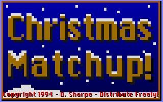 Christmas Matchup