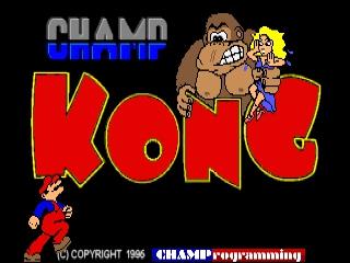 CHAMP Kong