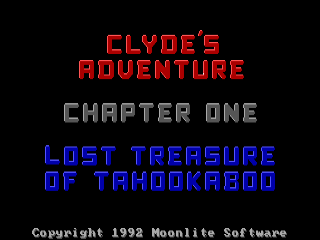 Clyde's Adventure