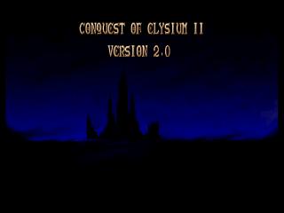 Conquest of Elysium II