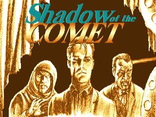 Shadow of the Comet