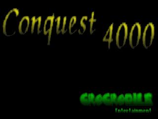 Conquest 4000