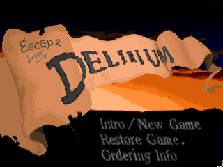 Escape from Delirium