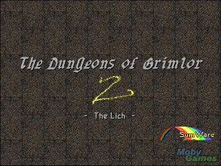 The Dungeons of Grimlor II