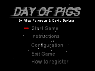 Day Of Pigs
