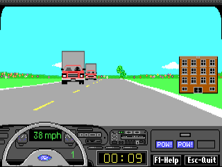 Ford Simulator III