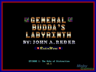 General Budda's Labyrinth