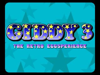 Giddy 3: The Retro Eggsperience