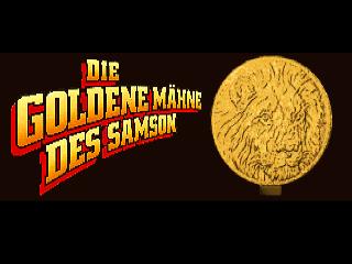 Die Goldene Maehne des Samson