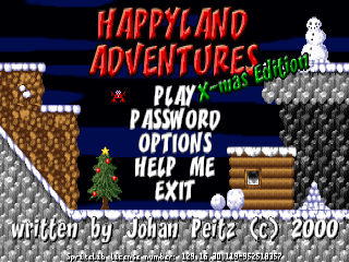 Happyland Adventures X-Mas Edition