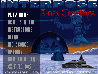 Interpose X-mas Greetings