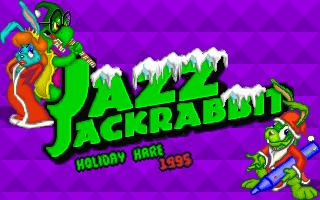 Jazz Jackrabbit: Holiday Hare 1995