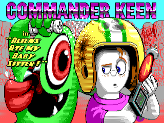 Commander Keen: Aliens Ate My Baby Sitter!