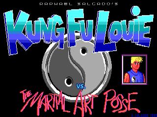Kung Fu Louie