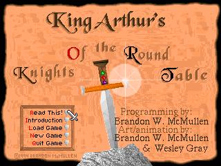 Download King Arthur S Kort Dos Games Archive